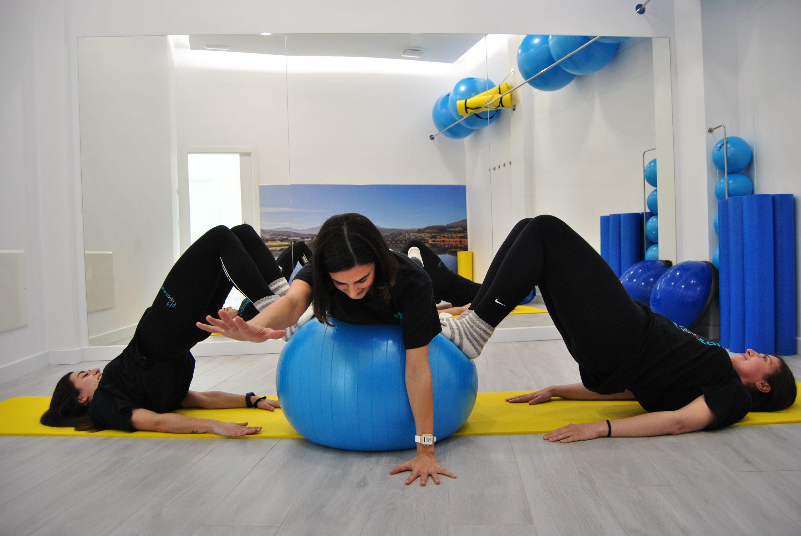 Pilates terapéutico 2